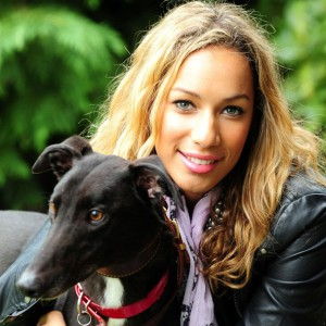 Leona lewis and freddie the greyhound listing