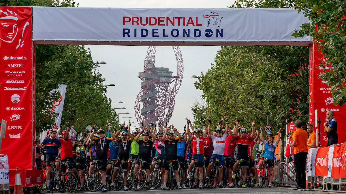 Prudential RideLondon 2020
